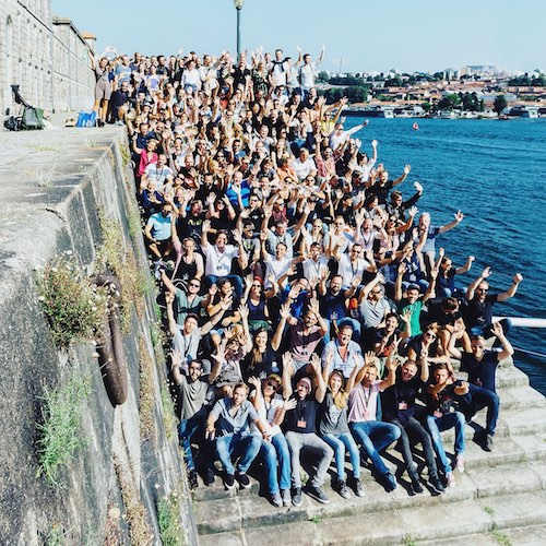 Sommerkonferenz in Porto
